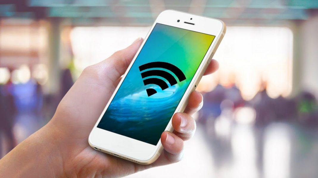 Почему батарея смартфона быстро разряжается - wi-fi На смартфоне