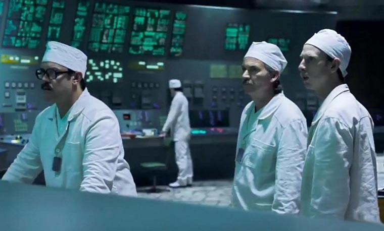 Работники станции