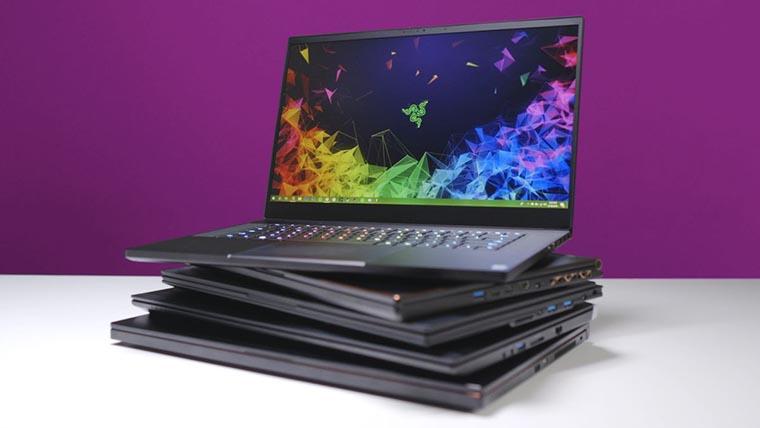 Разные геймерские ноутбуки