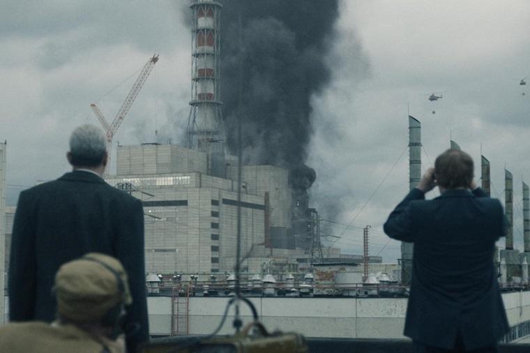 Сериал Чернобыль от создателей Игры престолов 2