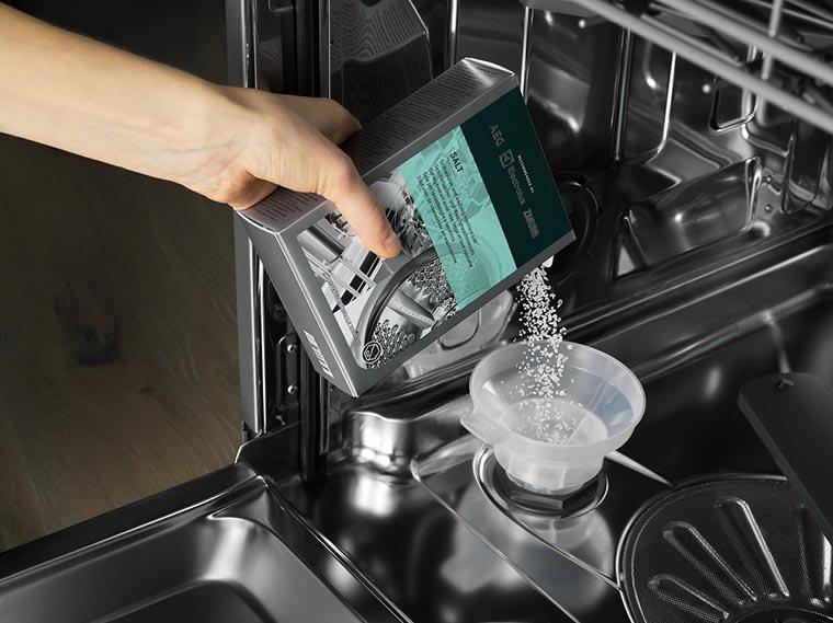 Соль для посудомоечной машины Electrolux