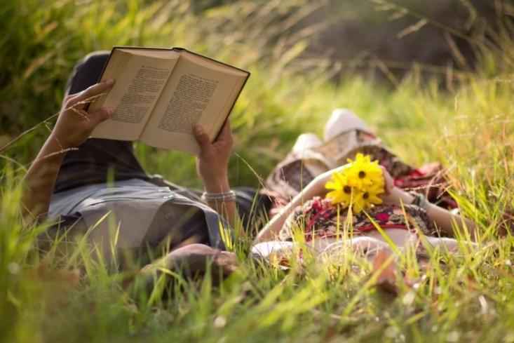 Совместное чтение-на природе