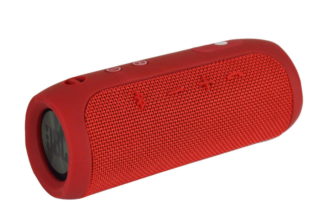 Топ-5 портативной акустики. Берём с собой на летний отдых и не только - JBL flip 3 красная