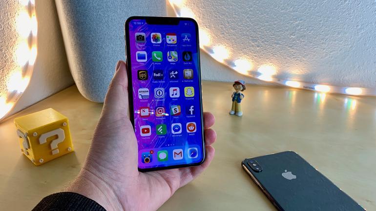 Топ-7 смартфонов с технологией беспроводной зарядки - iphone xs max