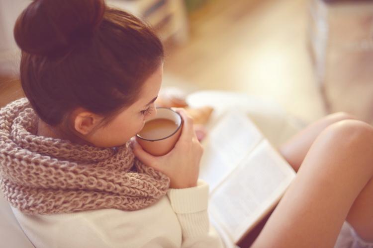 Уютные чтения-фото