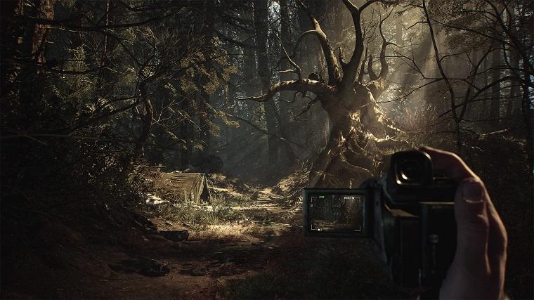 Ужастик Ведьма из Блэр для Xbox и ПК 4