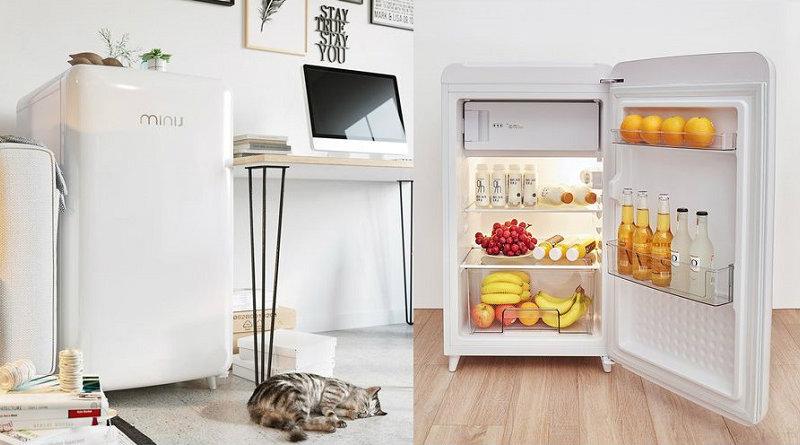 Выбираем холодильник до 5 000 грн - миниатюрный холодильник