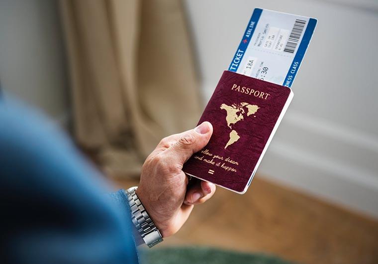 Забыть дома паспорт