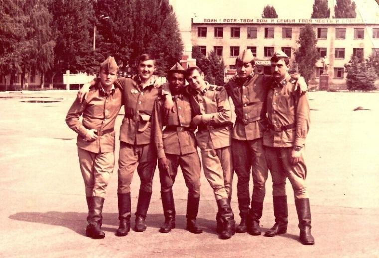 отсутствия темнокожих актеров в Чернобыле 4