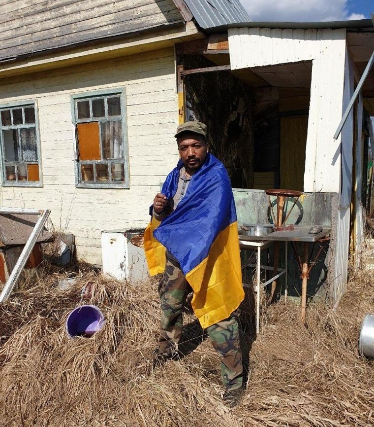 отсутствия темнокожих актеров в Чернобыле 5