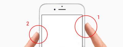 Перезавантаження Айфон 7