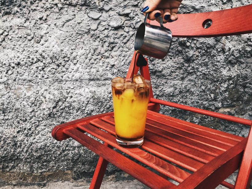 Бамбл-кофе