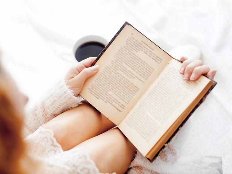 Чтение-утренний ритуал