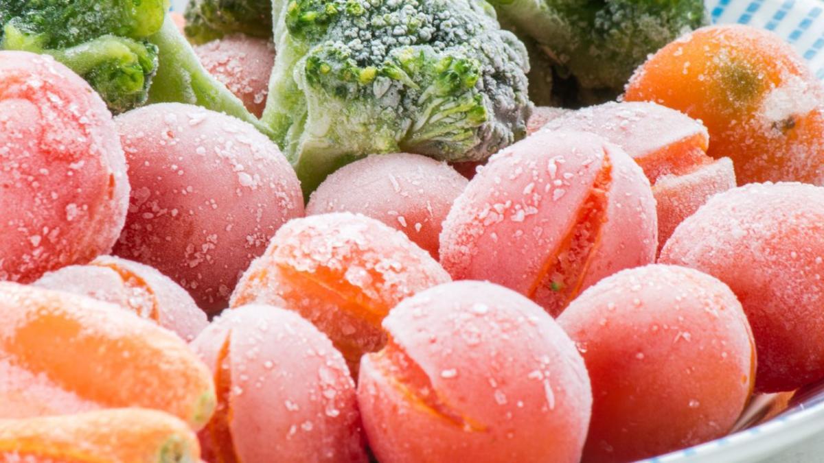 Что можно замораживать в морозильной камере и как это правильно делать - замороженные фрукты и овощи