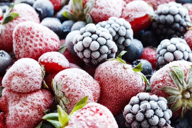 Что можно замораживать в морозильной камере и как это правильно делать - замороженные продукты