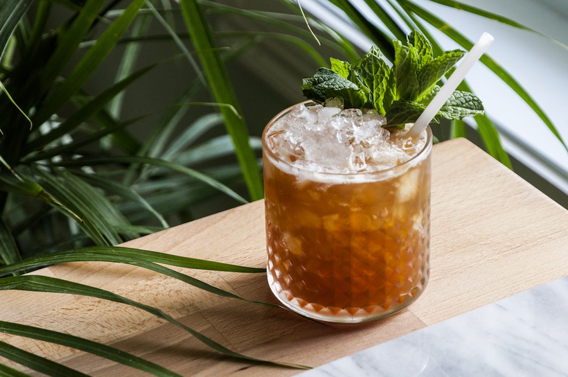 Coffee Mint-Julep