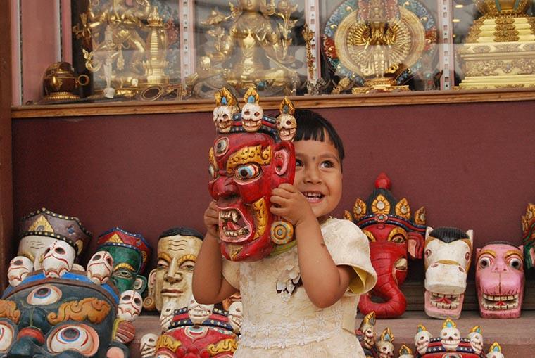 Этнические сувениры