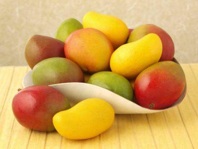 Як почистити манго