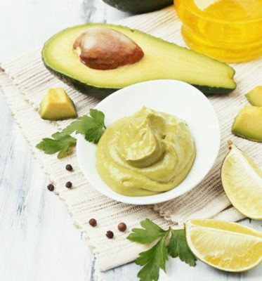 Как есть авокадо - 4