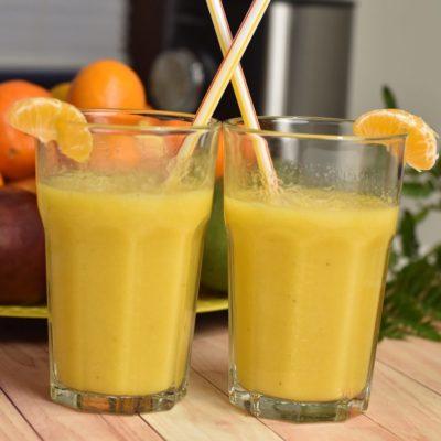 Как правильно почистить манго - 3
