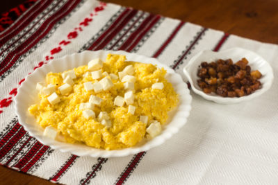 Рецепт кукурузной каши - 3