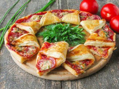 Рецепт пиццы в духовке