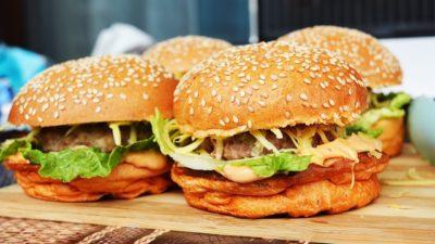 Как сделать бургер - 3