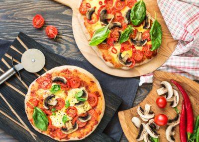 Пицца в домашних условиях - 2
