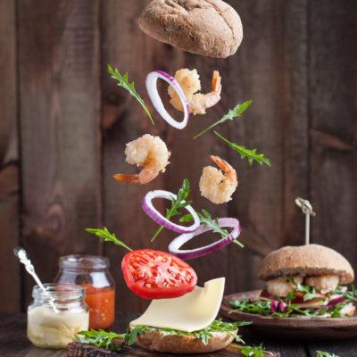 Склад бургера - 2