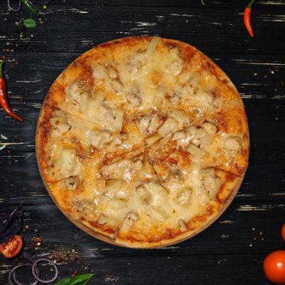 Вкусная пицца дома - 3