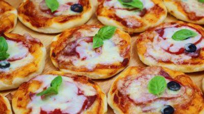 Пицца на заготовке - 2