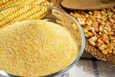 Рецепт кукурузной каши