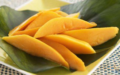 Як чистити манго