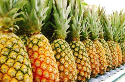 Как правильно выбрать ананас - 2