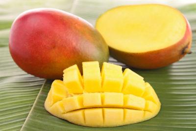 Как чистить манго - 2