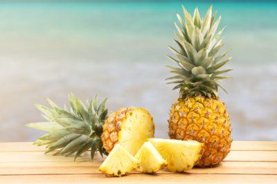 Спелый ананас - 2
