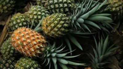 Спелый ананас - 3