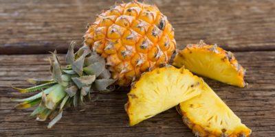 Как правильно выбрать ананас - 3