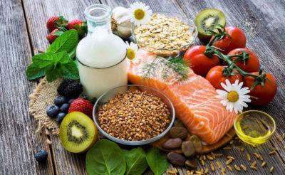 Продукты, снижающие холестерин - 2