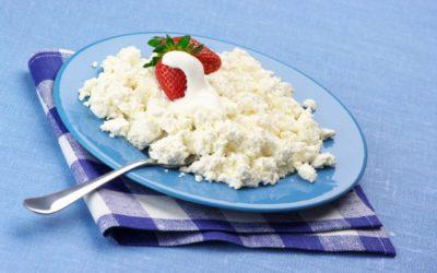 Сир з кислого молока