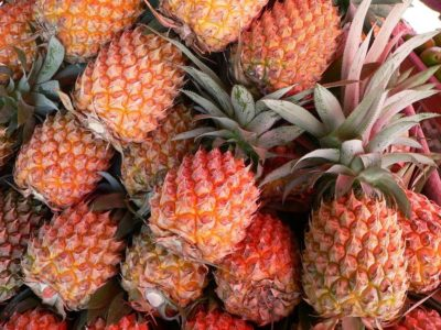 Спелый ананас - 4