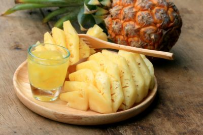 Спелый ананас - 5