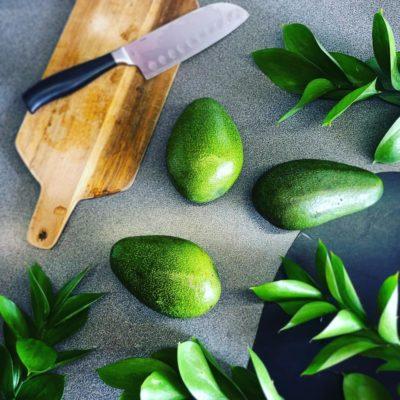 Как есть авокадо - 2