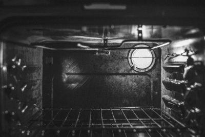 Как отмыть духовку в домашних условиях