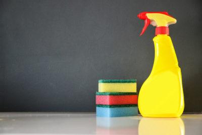 Як очистити духовку від жиру