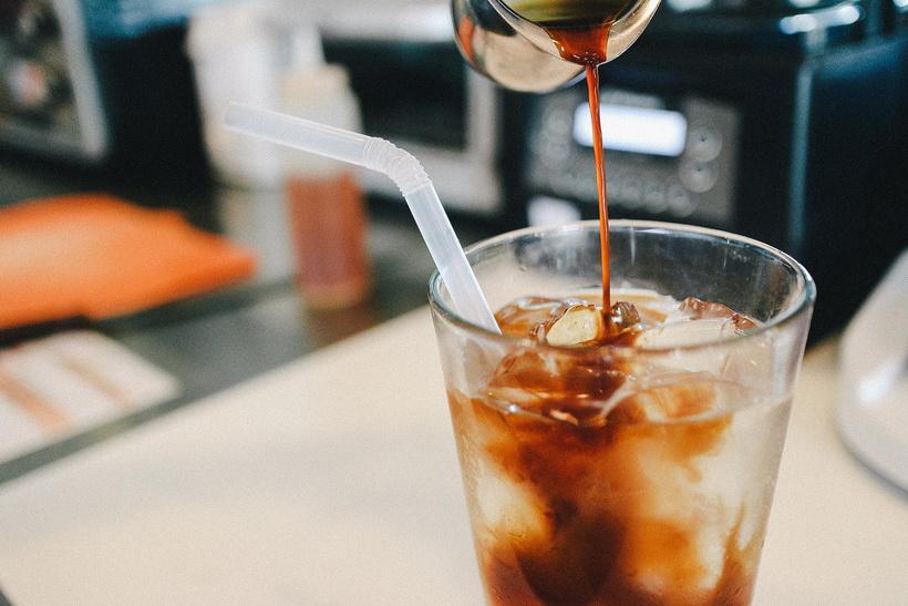 Холодный кофе-для знойного лета