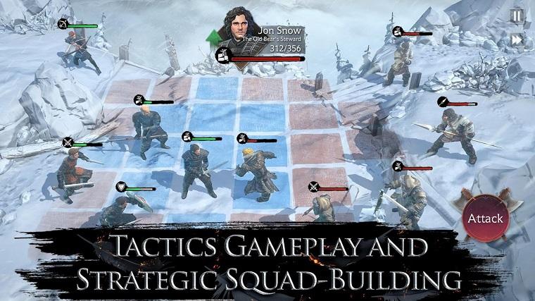 Игра престолов выходит на iOS и Android 5