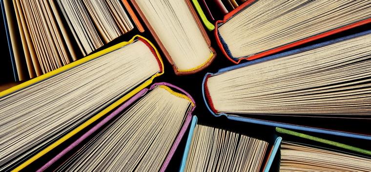 Книги-крупный план