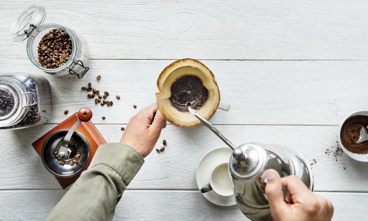 Кофе-бодрое утро