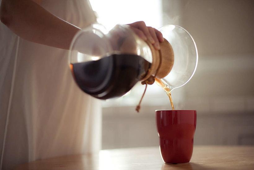 Кофе-кухонные эксперименты